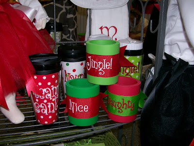 Christmas Koozies.The Pink Clutch By Popular Demand Holiday Koozies
