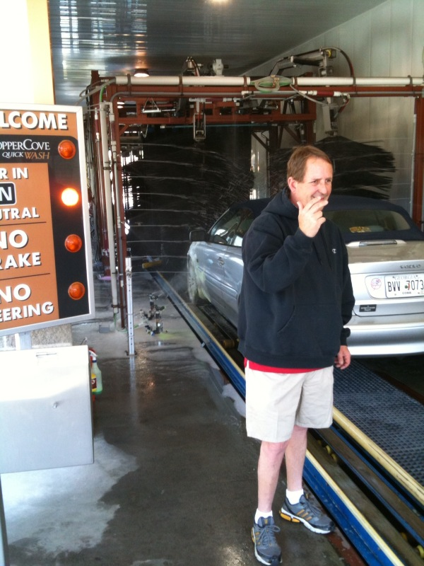 Car Wash Founder And Entrepreneur Gene Prince Does His Part In