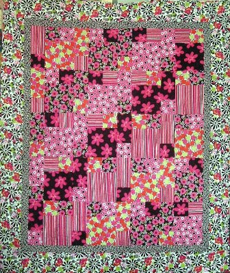 Take Five Quilt Pattern - Quilting Forum - GardenWeb