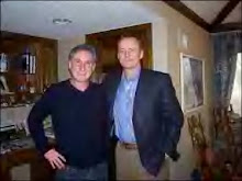 Dennis Fritz and John Grisham 2006