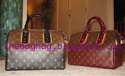 f732de823410 TRAVELOG  Louis Vuitton Mirage Speedy + Mulberry Bayswater – The Bag ...