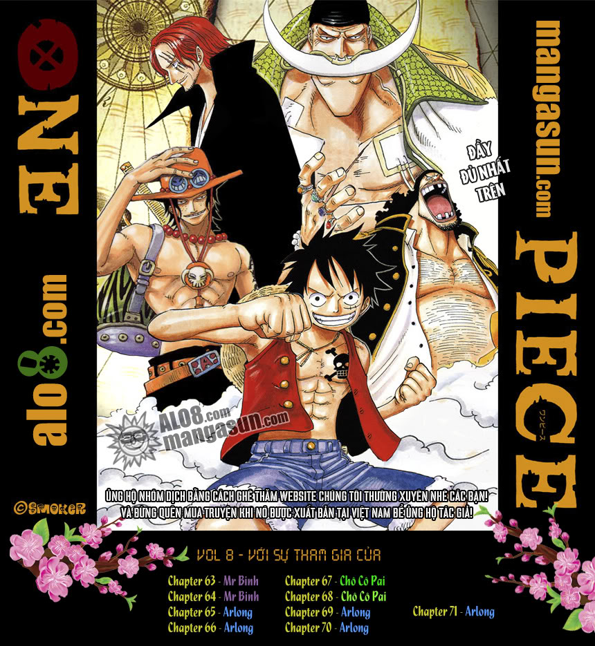 One Piece Chap 65