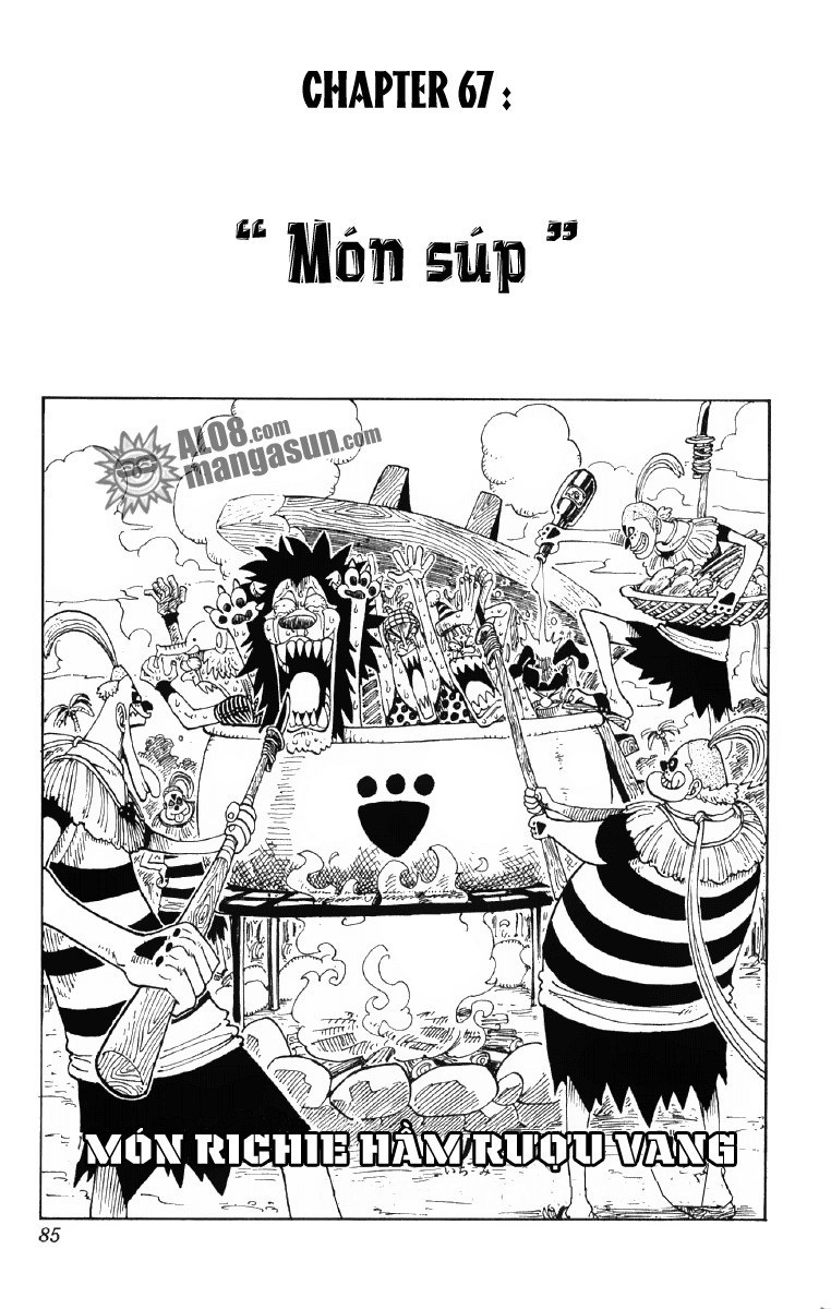 One Piece Chap 67