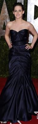 Kristen Stewart Oscars 2010 Monique L'Hullier