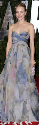 Rachel McAdams Oscars 2010 Elie Saab