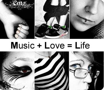 Music And Love<3..