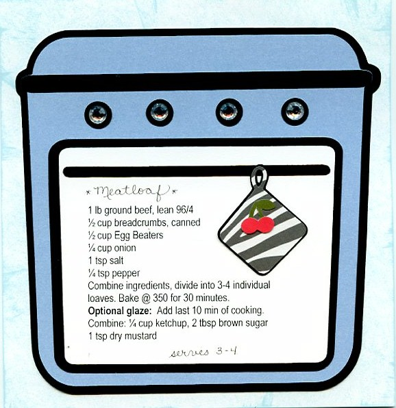 Mau0027s Apron Strings Printables❤Get Recipe here   - recipe card
