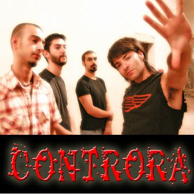Nuovo singolo dei CONTRORA