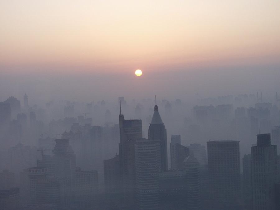 [Sunrise+Shanghai+]