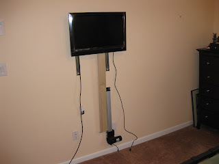 My Home Projects: My TV Lift