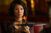 Lucy Liu in Rise : Blood Hunter