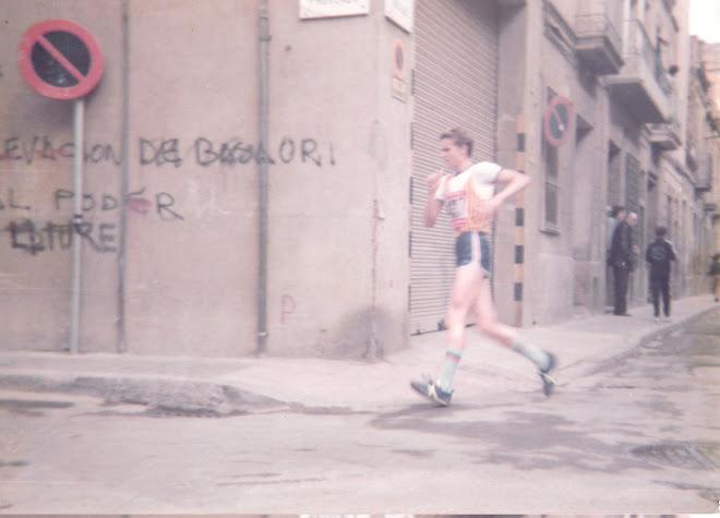 Gran Premi de Marxa de L'Hospitalet - Abril 1983