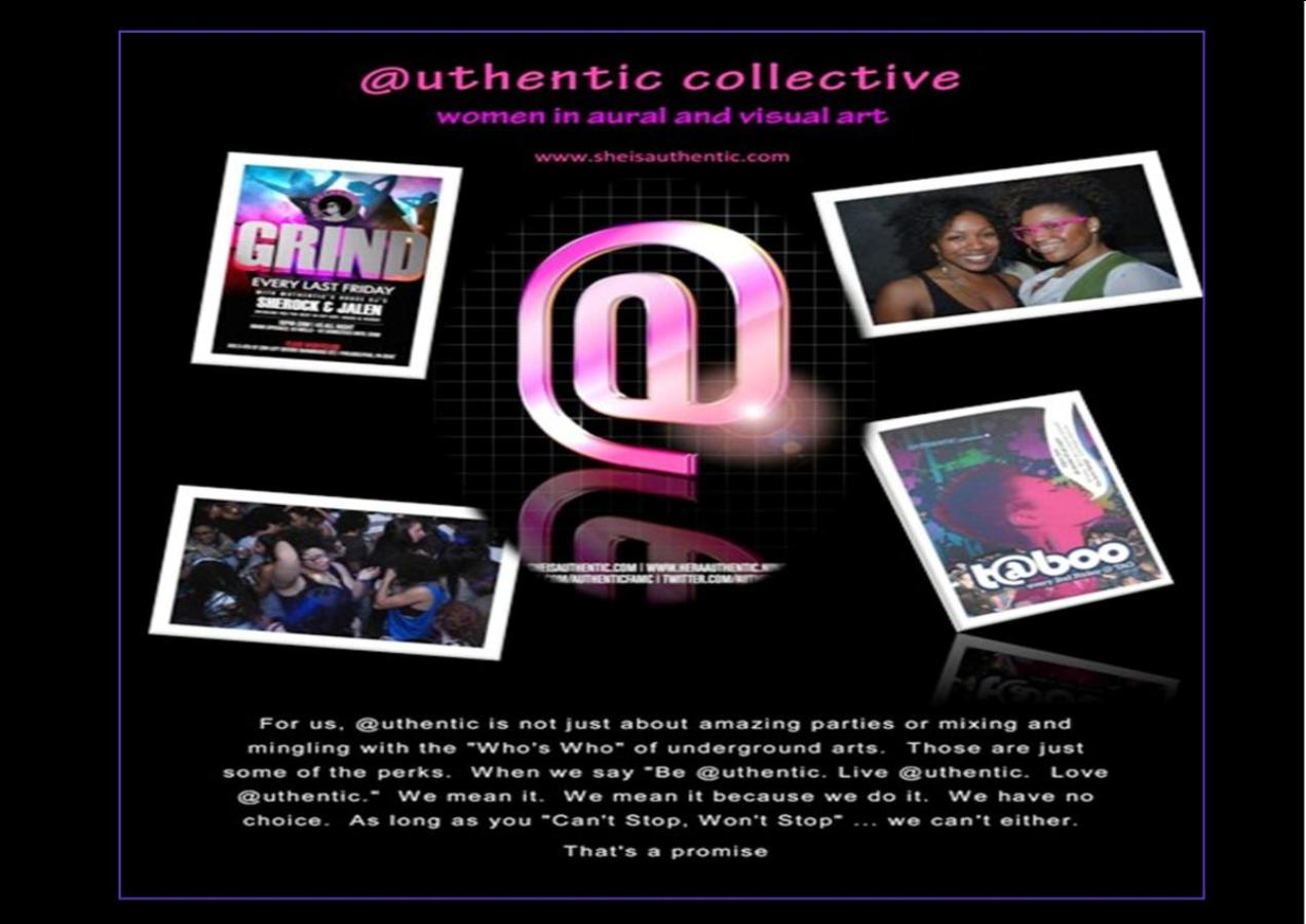 @UTHENTIC Collective