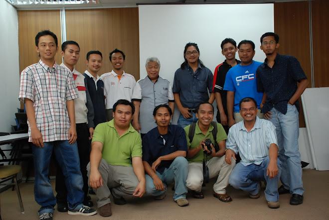 Kursus fotografi gaya berkumpulan Perodua