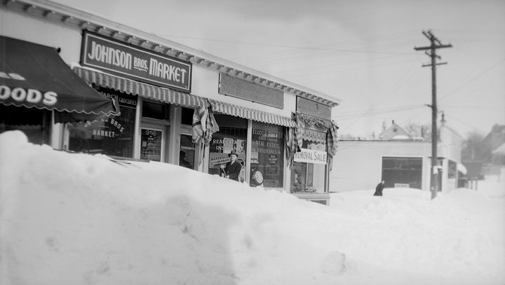 Talk Of The Town Winthrop Ma Winter Of Yesteryear In