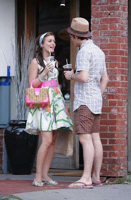 Blair Waldorf's Summer Outfit