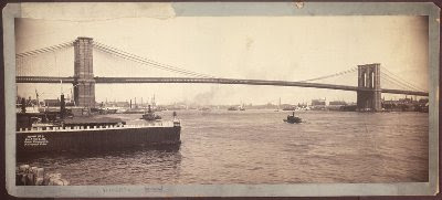 Puente de Brooklyn en 1896