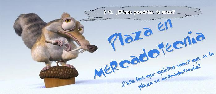 ¡¡Plaza en marketing!!