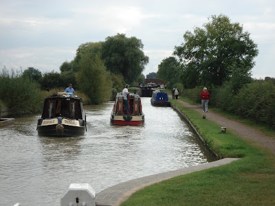 Novices on a narrowboat holiday - Cs | Boating | Cycling