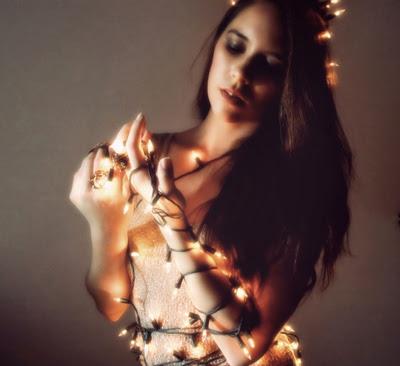 Natalie Ann Photography Fairy Lights Pretty Dresses