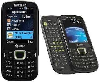 Samsung A667 Evergreen-Tutoriel Comment désinstaller des applications