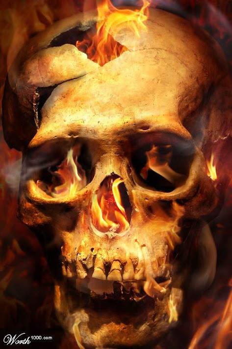 Skull of Fire