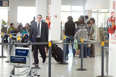 Aeropuerto Tehuelche Puerto Madryn Península Valdés
