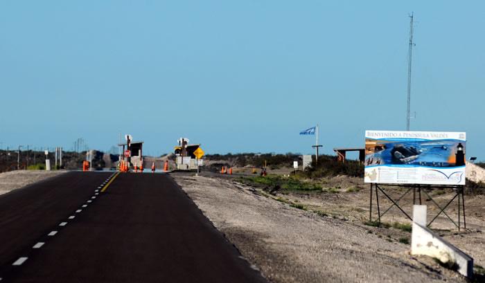 Entrada a la Península Valdés - Ubicación, Precio y Consejos