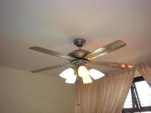 我爱我家 Fanco Ceiling Fan With 5 Light Kits