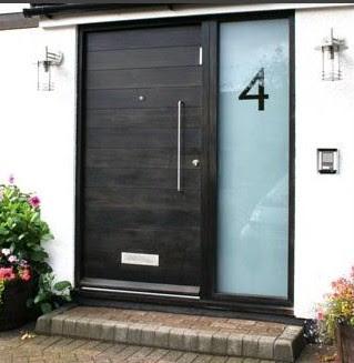 Interior Apartment Door Numbers