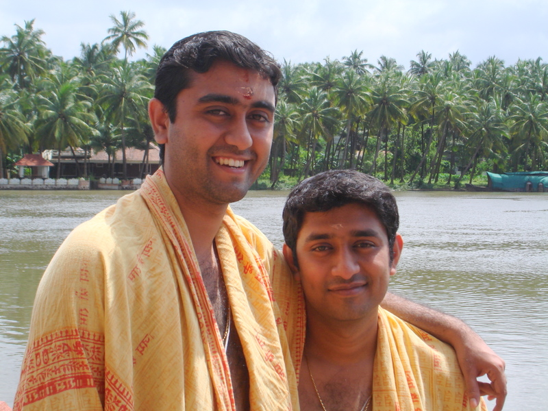 trichur brothers married