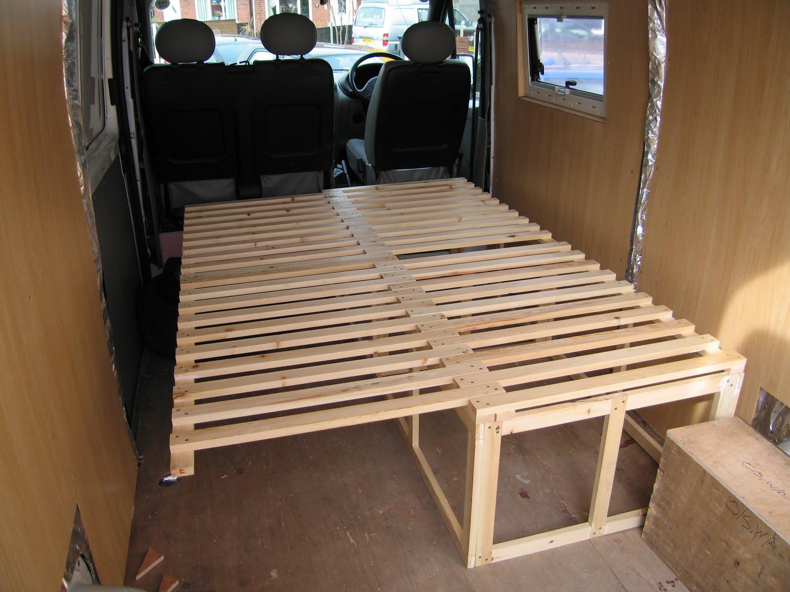 Van Sofa Bed Van Seats And Beds El Kapitan Thesofa