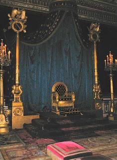Il trono di Napoleone