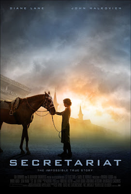 Secretariat movie Poster