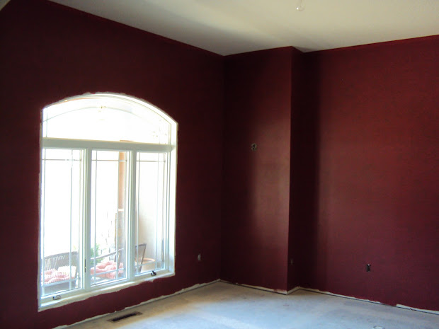 Benjamin Moore Maple Leaf Red Thecedarsofpittsburg Diy Faux