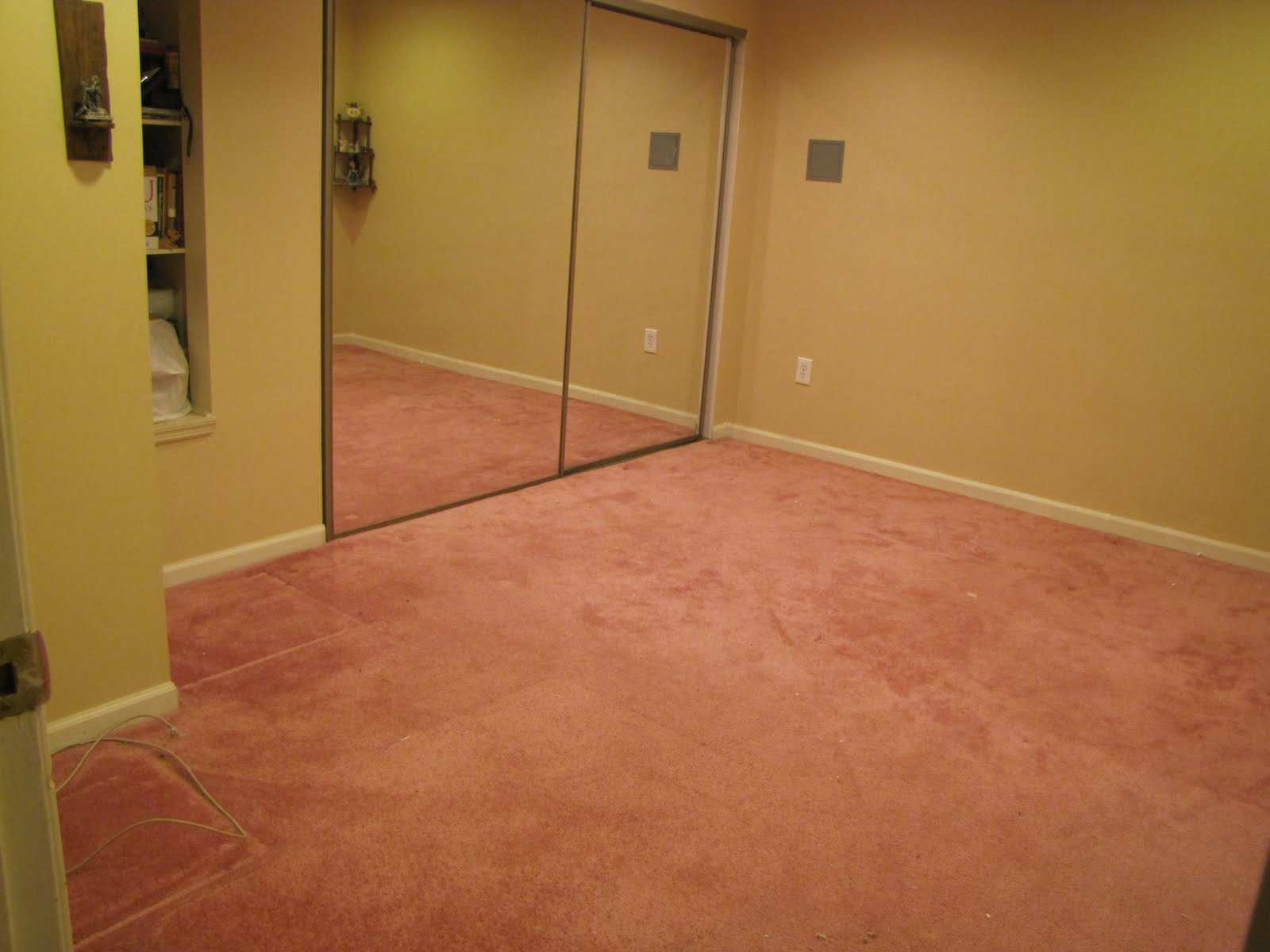 Bibbidi Bobbidi Beautiful Our Faux Wood Floor