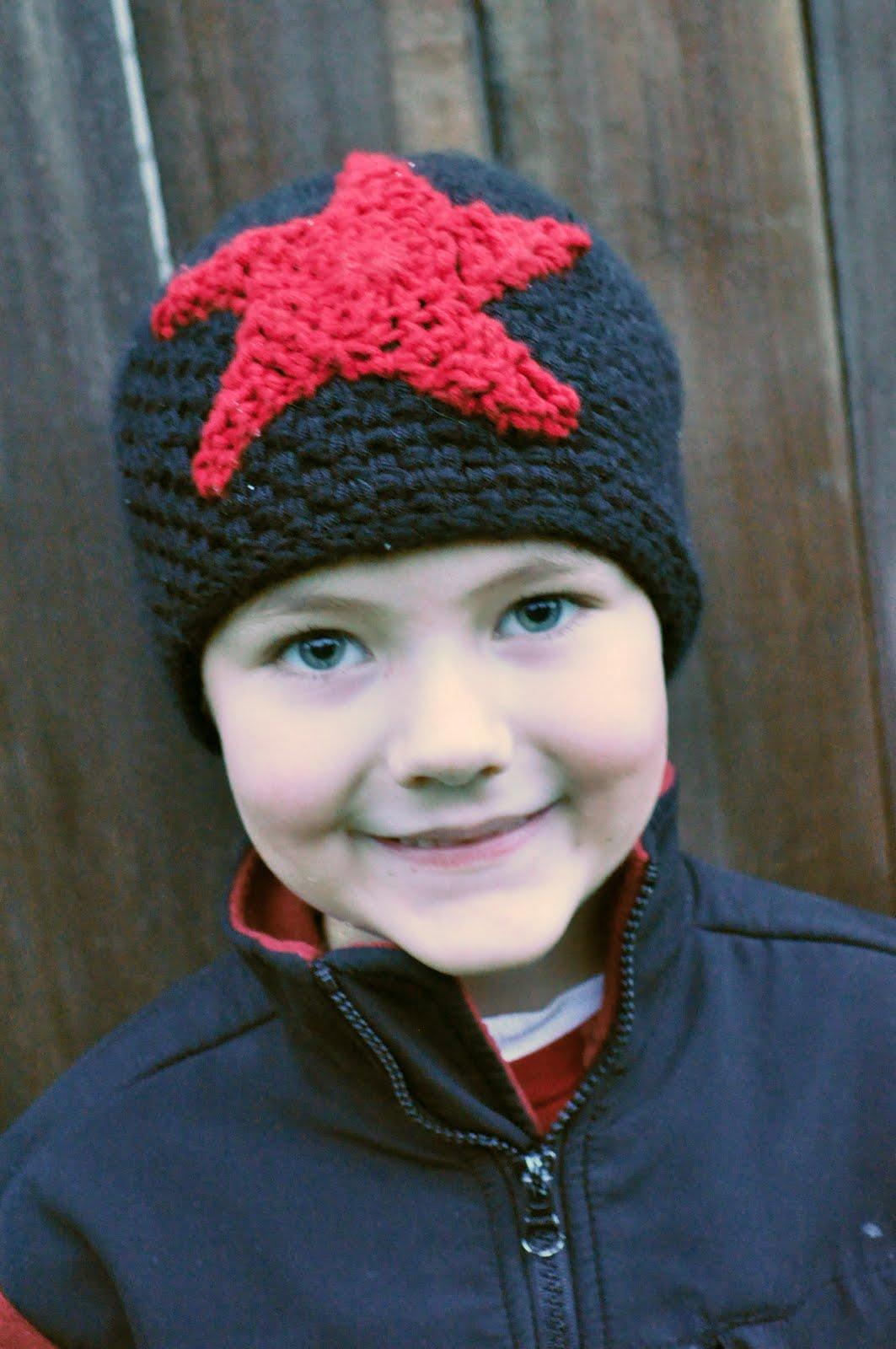 Pattern For Crocheted Boys Baseball Cap Easy Crochet