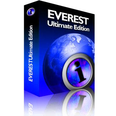 برنامج EVEREST Ultimate Edition لمعرفة كل شئ عن جهازك مثل النظام والامان ....والكثير