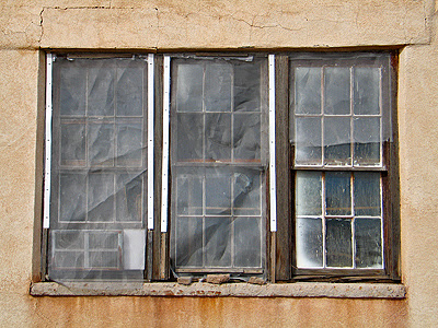 Old School Window
