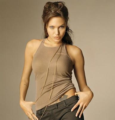Angelina Jolie Sin City 2