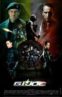 poster G. I. Joe Rise of Cobra