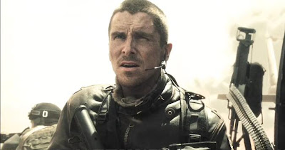 Christian Bale en Terminator Salvation