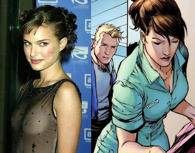 Natalie Portman será Jane Foster en THOR