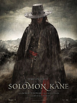 Póster Solomon Kane