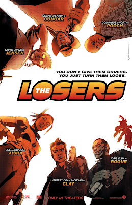 Póster The Losers