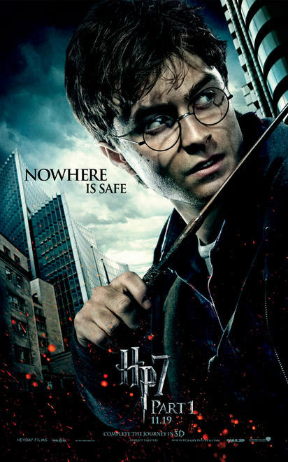 Harry Potter y las reliquias de la muerte. Parte I