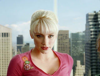 Bryce Dallas Howard como Gwen Stacy en la película Spider-man 3