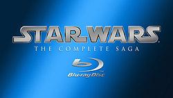 Star Wars en Blu-ray