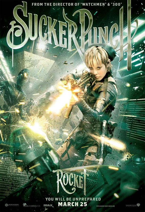 Jena Malone es Rocket
