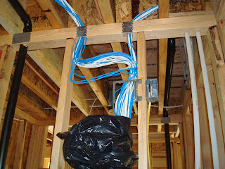 Low Voltage Wiring House